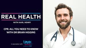 This week's guest is Galway GP Dr Brian Higgins to talk us through CPR
