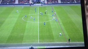 Sarri insists Kane's penalty should not have been given as he was offside (Sky Sports)