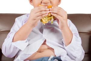 The obesity crisis is growing (Stock picture)