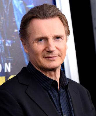 """Actor Liam Neeson attends the world premiere of """"Run All Night"""" at AMC Loews Lincoln Square on Monday, March 9, 2015, in New York."""