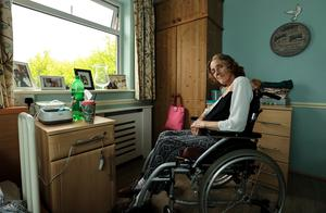 Mary Leahy pictured at Bramleigh Lodge Nursing Home, Cahir.  Picture; Gerry Mooney