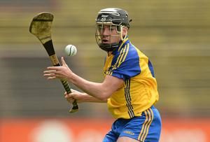 A goal from Roscommon's Niall Kilroy wasn't enough to earn his side victory over Monaghan