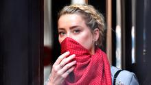Insisted she was telling the truth: Amber Heard arrives at the High Court in London yesterday to give evidence. Photo: Gareth Cattermole/Getty Images
