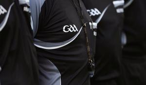 'There is none busier than a Gaelic football referee these days'. Photo: Stephen McCarthy/Sportsfile