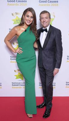 Roz Purcell and Alan Hughes