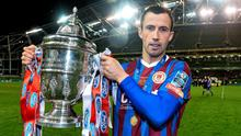 Keith Fahey has responded to claims that the standard of League of Ireland players is an embarrassment