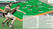 If Mayo are to advance to the All-Ireland final they must change their offensive strategy