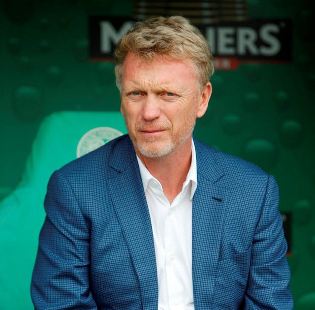 David Moyes is the early favourite to replace Ronny Deila as Celtic manager. Photo: Danny Lawson/PA Wire.