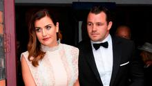 Laura Smith and Cian Healy