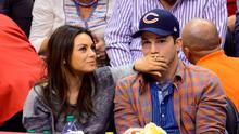 It's unclear when Mila Kunis (L) and Ashton Kutcher wed, but we know it was 2015.