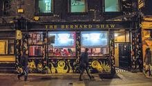 CLOSURE: The Bernard Shaw pub was only open for only 12 years, but became a hipster's idea of cool, old Dublin.