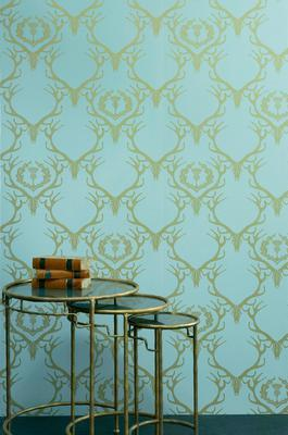 Removable wallpaper, etsy.ie