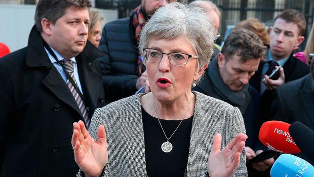 Katherine Zappone. Photo: Damien Eagers