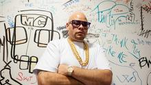 NEW YORK, NY - SEPTEMBER 09: Fat Joe stops by Music Choice's You & A to kick off Hispanic Heritage Month at Music Choice on September 9, 2014 in New York City. (Photo by Kris Connor/Getty Images)