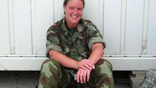 Defence Forces Commandant Jayne Lawlor