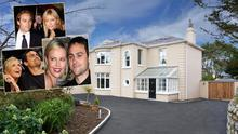 The childhood home of Stuart Townsend and the late model Lorna is on the market for €2.5m