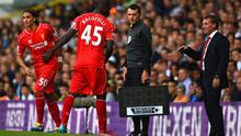 Liverpool manager Brendan Rodgers, believes by giving more responsibility to new signing Mario Balotelli, the more he will respond. Jamie McDonald/Getty Images