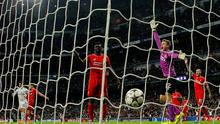 The finish of Karim Benzema at the far post from a sweeping Marcelo cross was all that separated the sides