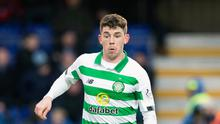 File photo dated 01-12-2019 of Celtic' Ryan Christie. PA Photo. Issue date: Thursday March 26, 2020. Celtic playmaker Ryan Christie believes a united effort can help defeat the coronavirus threat. See PA story SOCCER Celtic. Photo credit should read Ian Rutherford/PA Wire