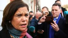 Sinn Féin leader Mary Lou McDonald. Photo: Gerry Mooney