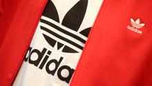 Adidas warned last week that the suspension of store trading in China would cost it about $1bn in lost sales. Photo: REUTERS