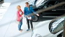 Personal Contract Plans have helped drive the rise in new car sales