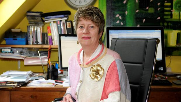 Patricia Casey is Professor of Psychiatry at UCD/Mater Hospital. Photo: Dave Meehan
