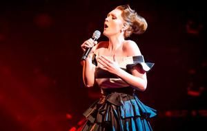 Lucy O'Byrne on The Voice UK, BBC 1