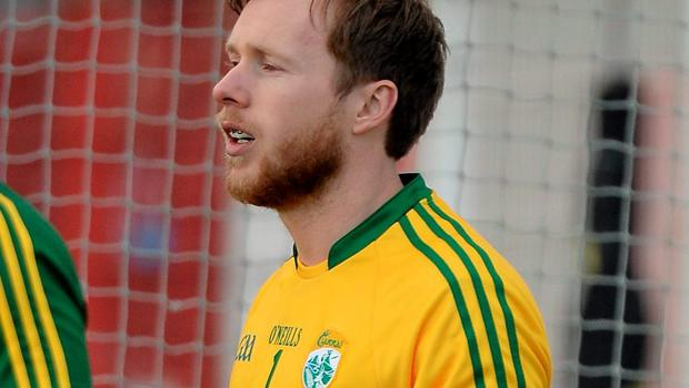 Brendan Kealy expected to start in goals for Kerry this weekend against Tipperary.