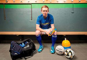 Golden boots: Kerry footballer Colm Cooper is a winner both on and off the pitch. Photo: INPHO/Morgan Treacy