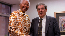 Nelson Mandela and John Hume