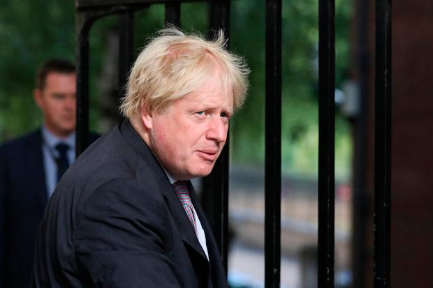Last week Boris Johnson quit as UK foreign secretary, his attempts to secure a hard Brexit frustrated. Photo: Bloomberg