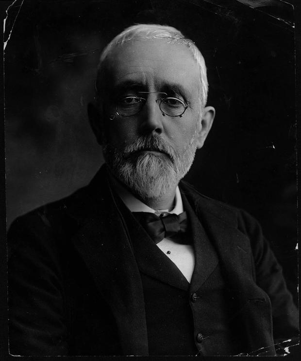 Elizabeth was devoted to husband John Dillon, one of the leaders of the Irish Party in Westminster