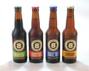Eight Degrees Brewing is backed by Enterprise Ireland