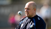 Waterford manager Derek McGrath before the Clare and Waterford matchat Cusack Park in Ennis. Photo by Diarmuid Greene/Sportsfile