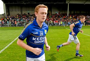 Jack O'Connor believes the idea of Colm Cooper appearing for Kerry in the All-Ireland final 'wouldn't be a runner at all'. Photo: Stephen McCarthy / SPORTSFILE