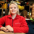 Linda Murray, owner of Huckleberry's Den in Navan, hit out at the government for its lack of action Pic Steve Humphreys