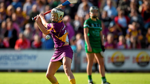 'Kate Kelly reduced the margin to a goal and it took a stunning intervention from Sarah Dervan to deny the hosts a goal'