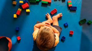 Costly: Childcare is too expensive in Ireland for many families. Stock Image
