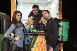 Breakfast Republic on 2fm presented by Jennifer Maguire, Bernard O'Shea and Keith Walsh