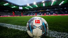 A general view of Borussia-Park, Moenchengladbach, Germany ahead of the return of the Bundesliga this weekend