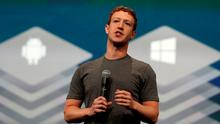 Facebook CEO Mark Zuckerberg. Photo: Reuters