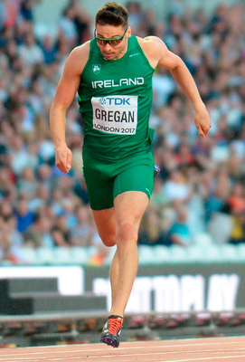 Only one other team member – 400m runner Brian Gregan – could crack the top 20. Photo by Stephen McCarthy/Sportsfile