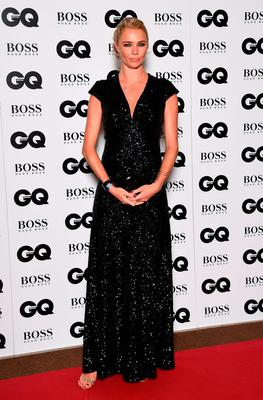 Jodie Kidd attends the GQ Men Of The Year Awards at The Royal Opera House on September 8, 2015 in London, England.  (Photo by Gareth Cattermole/Getty Images)