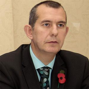 Edwin Poots: in Twitter storm after comments