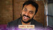 Nish Kumar presents the Brexit special (BBC)