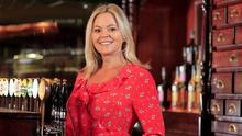 TRANSITION: Mary Kennedy, of alcohol.ie, pictured in The Yellow House public house in Rathfarnham. Photo: Gerry Mooney