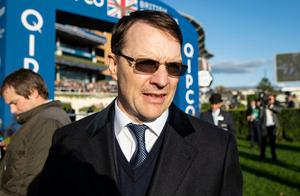 NO WORRIES: Aidan O'Brien is not concerned about the possibility of not having the services of Ryan Moore for certain races. Photo: Edward Whitaker