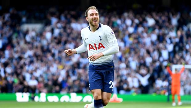 Christian Eriksen could be leaving Spurs.
