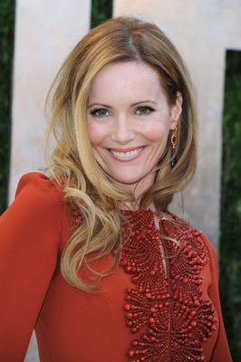 Leslie Mann - She's the leading lady in some of the funniest films of the last decade. Can we be presidents of her fan club?